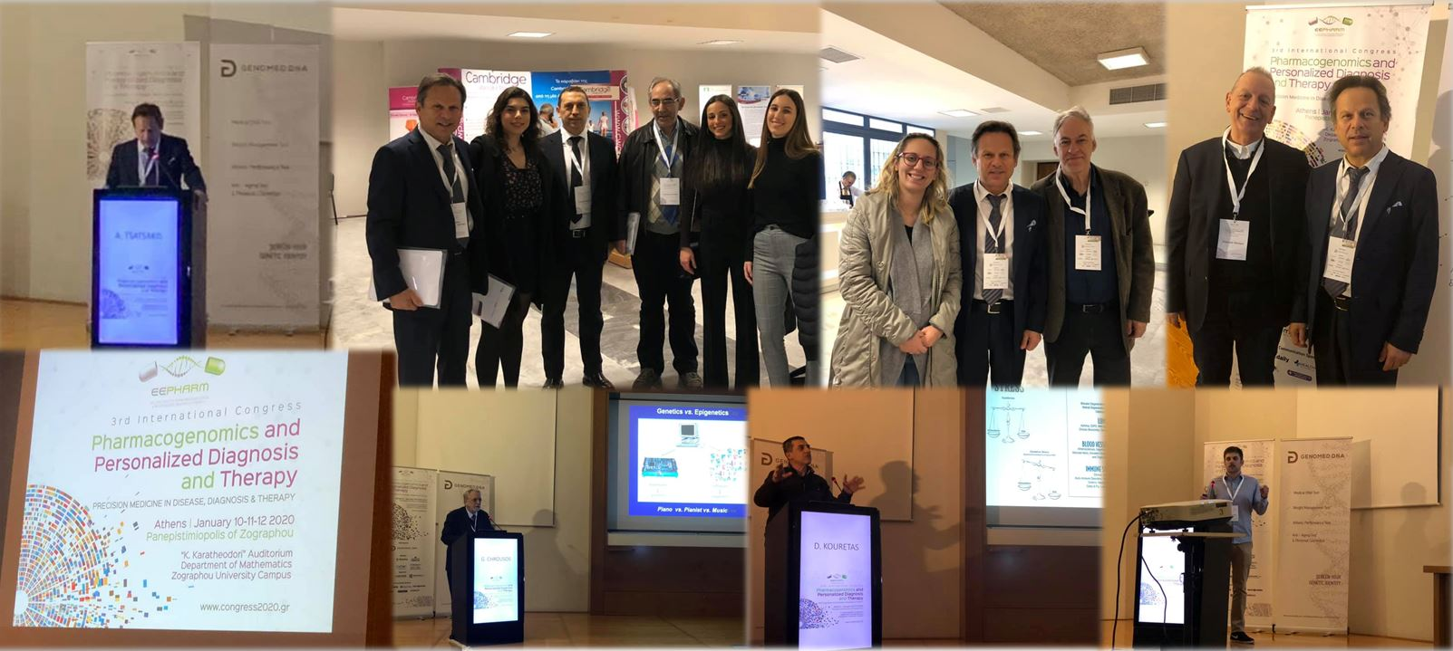 Pharmacogenomics Athens January 2020
